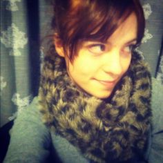 Adventures in Dressmaking: A glorious weekend, and a fur snood tutorial
