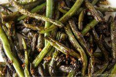 Sugar-free Szechuan green beans