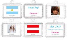 Free children of the world cards homeschool place, hs geographi, prek social, contin box, social studi