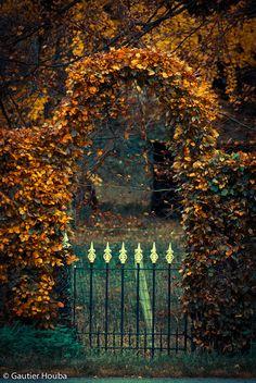 autumn gateway