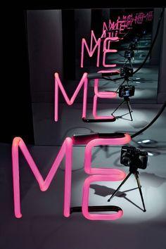 Me - Neon Lights