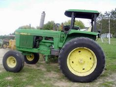 John Deere 4240 tractor salvaged for used parts. Call 877-530-4430 for the best selection of used ag parts. http://www.TractorPartsASAP.com