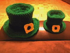 Crochet fot St. Patricks Day