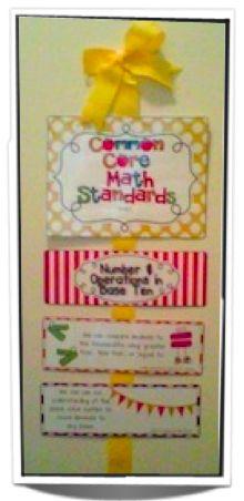 *Common core standards - Grade 5