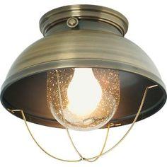 Grand River Lodge™ Fisherman's Ceiling Light at Cabela's