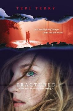 Fractured (Slated 2) by Teri Terry (2013) - Kyla has been Slated—her personality and memories wiped. She shouldn't be able to remember anything. But increasingly she can—and she's discovering that there are a lot of dark secrets locked away in her memories. When a mysterious man from her past wants her help, she thinks she's found the truth. But this new knowledge lands her  between two adversaries, and she's forced to choose a side for her own protection.