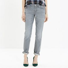 Madewell - The Slim Boyjean in Jimi Wash