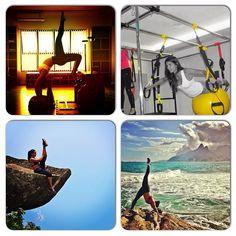 #atitudeboaforma: Top 4 Pilates! @re_pilates @elouiselopes @Jaqueline Corrêa Amadeu @myrapilates #pilates #boaforma #exercicios