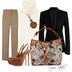 """""""Pretty Patchwork"""" by orysa on Polyvore"""