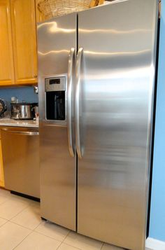 cleaning stainless steel, appliances, household, organ, clean stainless steel