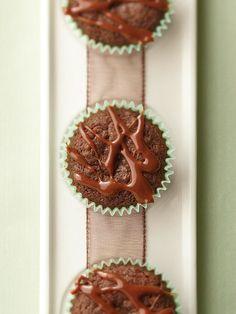 Chocolate-Caramel Cupcake Bites