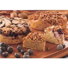 Gluten Free Gourmet Coffee Cakes Gift Pack