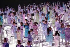 2012 Olympic Summer Games Opening Ceremony - Slide Show - NYTimes.com