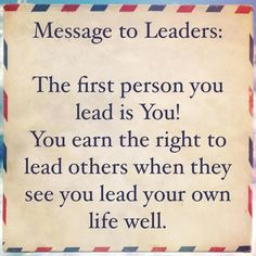 leadership begins wi