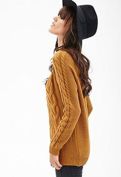 mustard knits