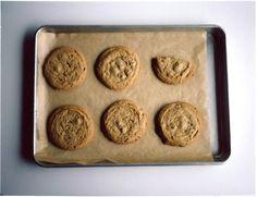 Salted PB Cookies