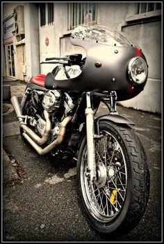 HD Cafe Racer