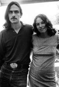James Taylor, Carole King