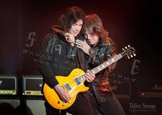 #JohnNorum live with Europe @ Sweden Rock Festival 2013. Credits: SavageBeauty.se