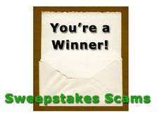 Sweepstakes scams are popular this spring. Here's your BBB tips on how to identify sweepstakes/lottery scams.