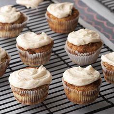 Cinnamon Roll Cupcakes recipe
