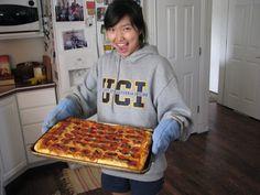 Pizza Siciliano (Sicilian Style Pizza) | Tasty Kitchen: A Happy Recipe Community!