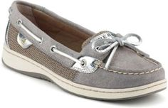 Sperry Top-Sider Angelfish Sparkle Suede 2-Eye Boat Shoe