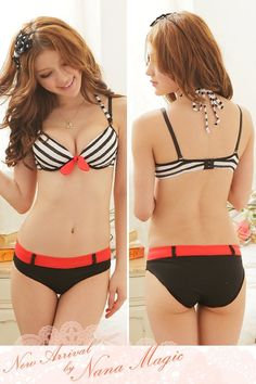 Really cute swim suit!