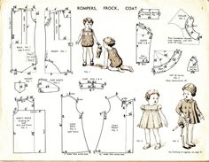 1930s babywear