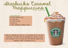 Starbucks Caramel Frappuccino...