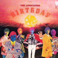 rare-vintage-psychedelic-stereo-lp-vinyl-record-album-cover-art-assn-bday by retrorebirth, via Flickr