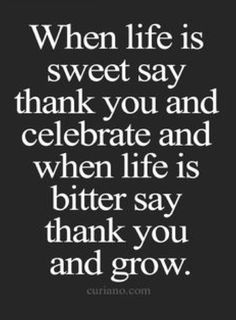 when life... #sweetnothings