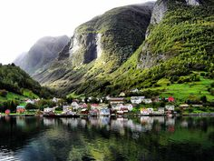 Undredal, Norway | photo by Peter4153, via Flickr