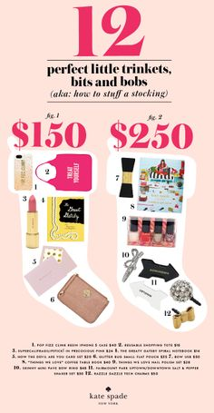 #charmcolorfully last minute stocking stuffers