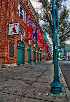 Fenway Park ~ Boston Massachusetts
