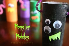 Monster Mobiles