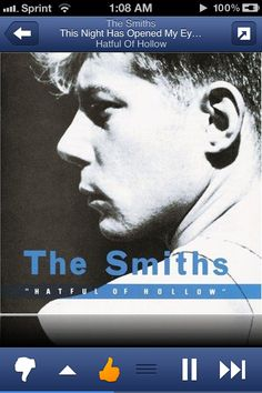 The Smiths, I love early 90s music