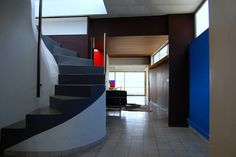 Le Corbusier's apartment