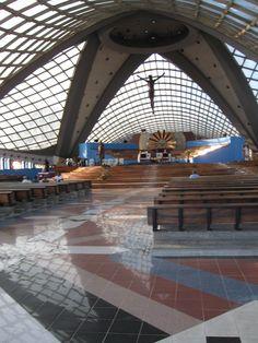 Interior de la Catedral de Barquisimeto (Lara, Venezuela)