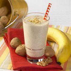 Banana Walnut Shake