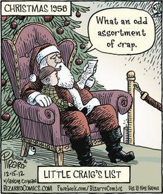 christma humor, christmas pictures, christmas holidays, funny pictures, funny christmas, funni christma, craig list, comics, kid