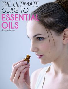 Essential oils can heal, relax, and add lovely scents to your life. Take a look at our guide to essential oils here:
