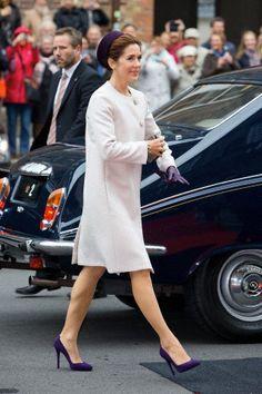 Princess Mary, October 7, 2014 | Royal Hats