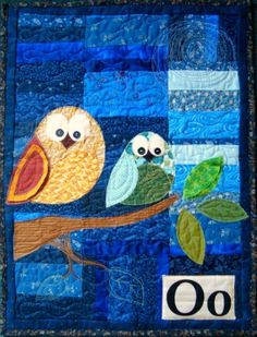 (*Repinned for Tara Molina).  Um, because I can't figure out how to 'suggest' in this new world.  'O' is for Owl Wall Hanging Tutorial by Patchwork Posse