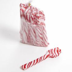 Food Bar ~ Hot Chocolate Bar ~ Candy Cane Spoons  |  $10.50 per Dozen. And $13 per Dozen for mini candy cane cups.