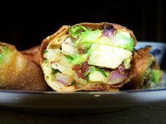 Cheesecake Factory's Avocado Eggrolls Recipe