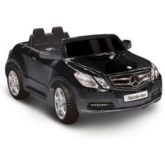 Kid Motorz One-Seater Mercedes Benz E550 6-Volt Battery-Operated Ride-On