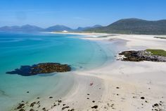 Summer time on Harris Scotland  (you will never believe this is Scotland !!!!! )