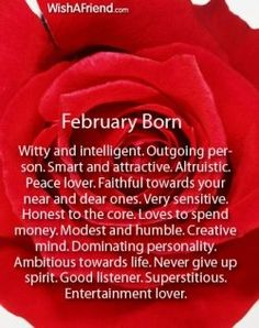 Birth Month Signs