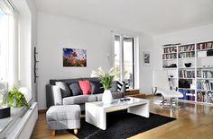 Clean Modern Apartment Design